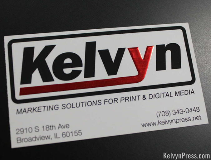 Business cards chicago business card printing chicago kelvyn press business cards chicago colourmoves